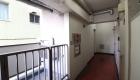 マンション中野坂上5階共用部部屋前