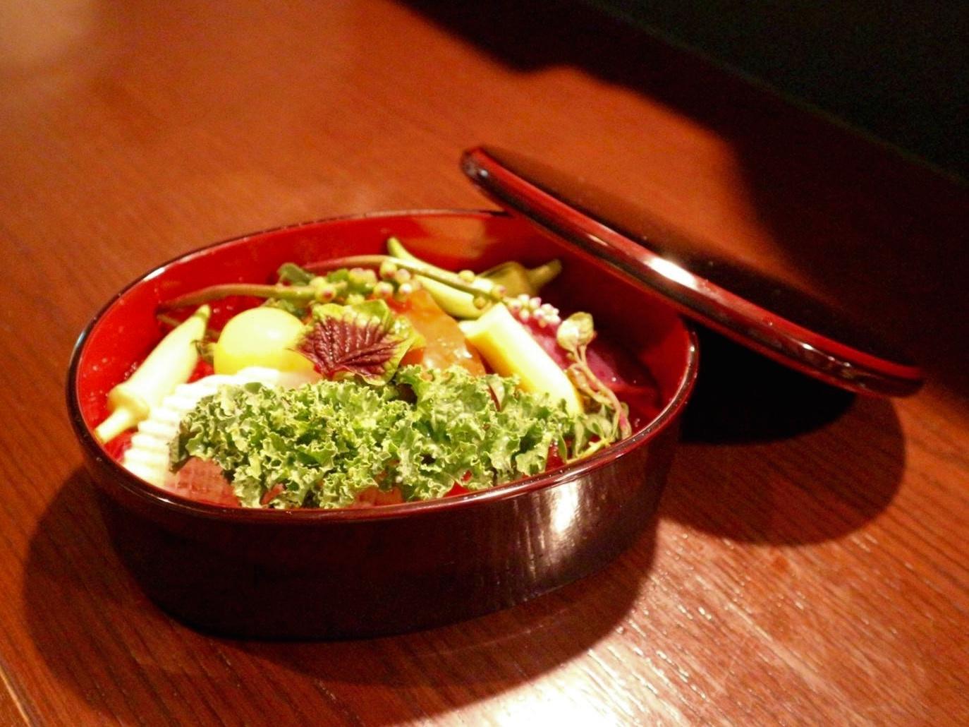 季節野菜のバーニャカウダ1