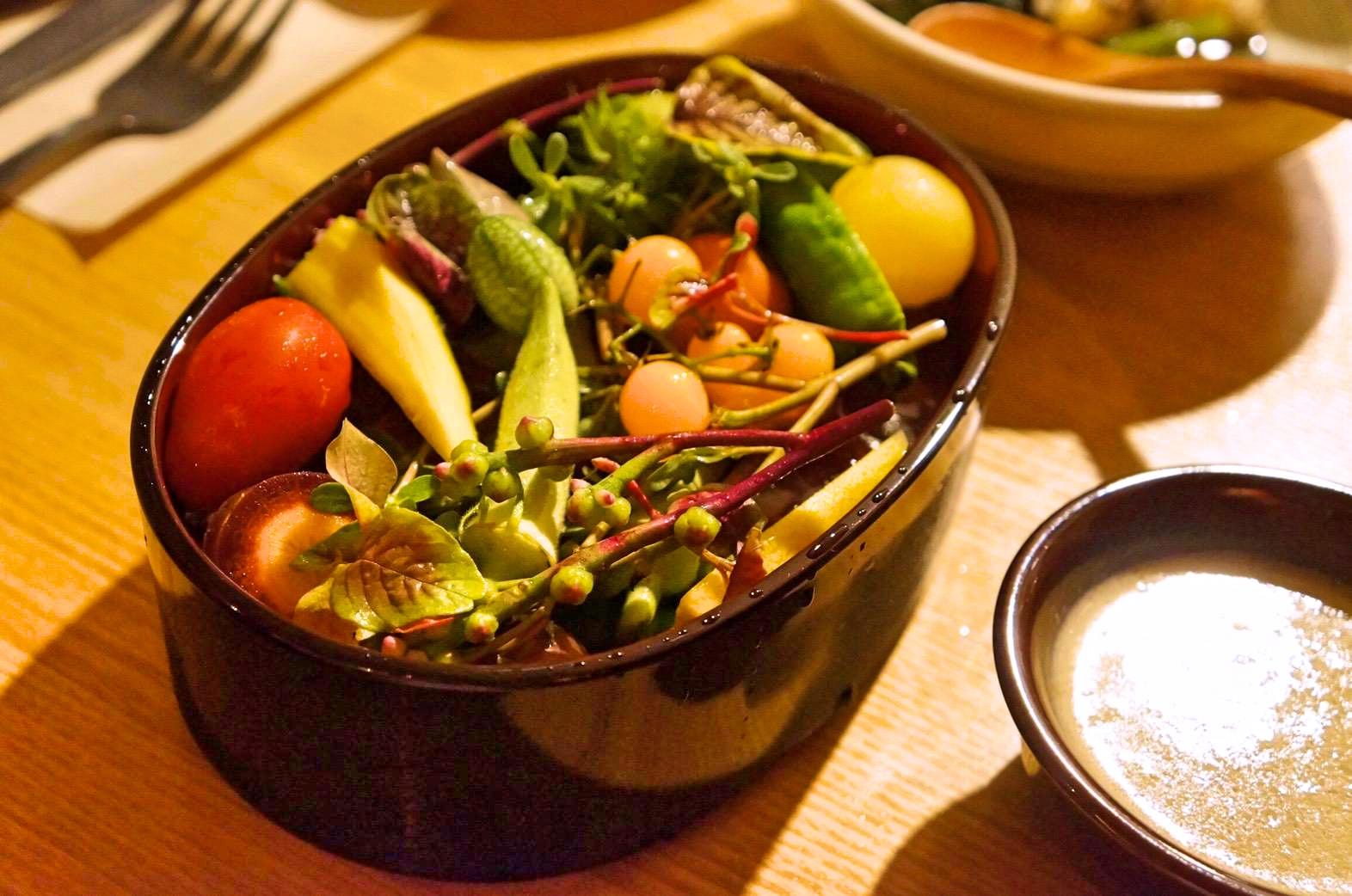 季節野菜のバーニャカウダ2